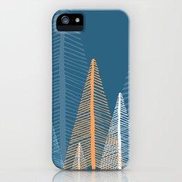 Deep Forest - Dusk iPhone Case
