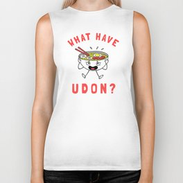 What Have Udon? Biker Tank