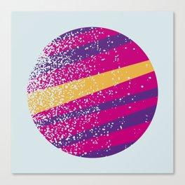 Naif Planet Canvas Print