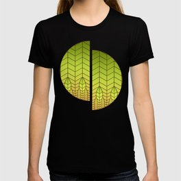 LET THERE BE LIGHT (abstract geometric) T-shirt