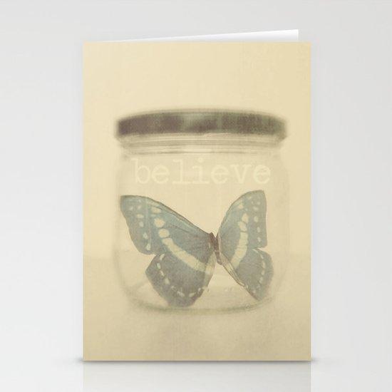 believe Stationery Cards