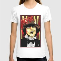 acdc T-shirts featuring Rockarture ACDC by JHC Studio