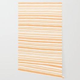 Orange Lines #orange Wallpaper