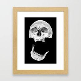 Jaw Drop Framed Art Print