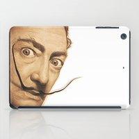 dali iPad Cases featuring Dali by Fantastikat