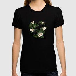 Gloomy Jungle Pattern #society6 #decor #buyart T-shirt
