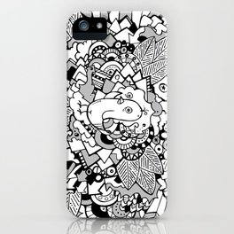 Fly Away! iPhone Case
