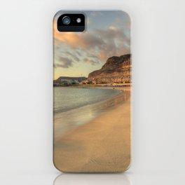 Golden Amadores iPhone Case