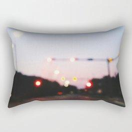 Ambient Streets (NOLA) Rectangular Pillow