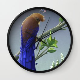 Lord of Thyme Wall Clock
