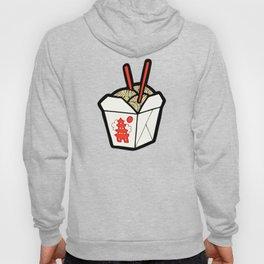 Take-Out Noodles Box Pattern Hoody