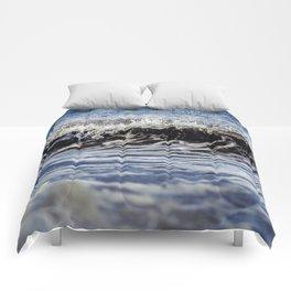 Breaking Waves Comforters