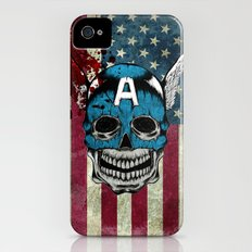 Captain-A iPhone (4, 4s) Slim Case
