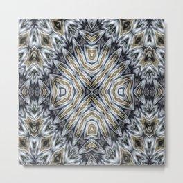 Frame Oddity Pattern 46 Metal Print