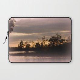 Lake Sunset Laptop Sleeve