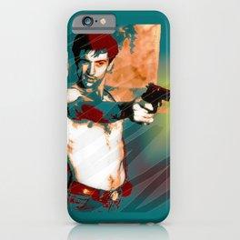 Hollywood Icons - Mr DeNiro iPhone Case