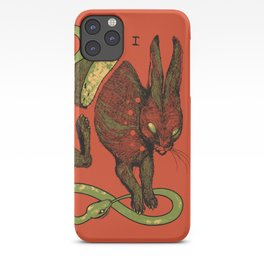 THE MAGICIAN (COLOR) iPhone Case