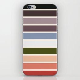 The colors of - Princess Mononoke iPhone Skin