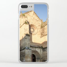 Golden San Miguel (Cordoba) Clear iPhone Case