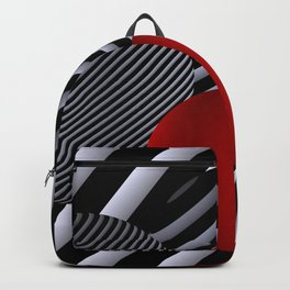shining geometry Backpack