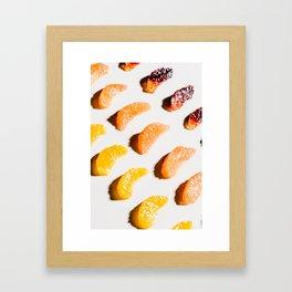 Citrus 2 Framed Art Print