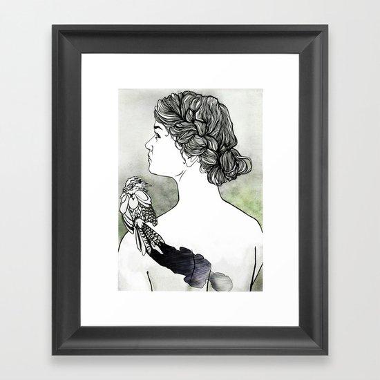 Dream 3: The Wounded Soul Framed Art Print