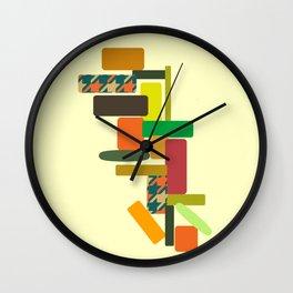 Stepwise Wall Clock