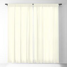 Small Vertical Pastel Lemon Yellow Princess Elizabeth Regal Stripe Blackout Curtain