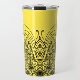 Ornaments Design Travel Mug