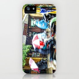 Movement in Hoi An iPhone Case