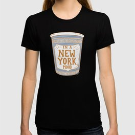 NEW YORK MOOD T-shirt