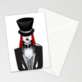 Gotham Masquerade Stationery Cards