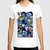 blues brothers T-shirts featuring The Blues Brothers by Ale Giorgini