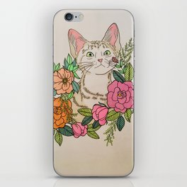 Our Innocence Came At A Cost iPhone Skin
