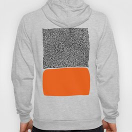 City Sunset Abstract Hoody