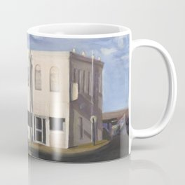 Street Corner Memphis TN Coffee Mug