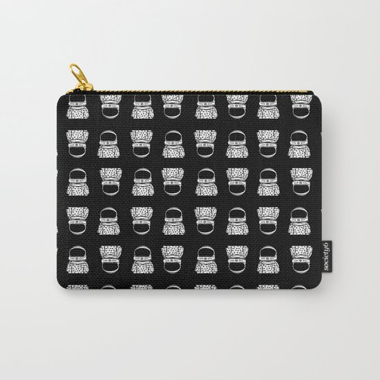 ASTRO PATTERN Carry-All Pouch