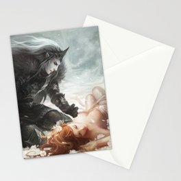 Hades and Persephone Stationery Cards