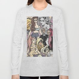 Born this way era Long Sleeve T-shirt