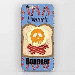 Brunch Bouncer iPhone Skin