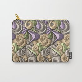abstract ornamental pattern II Carry-All Pouch