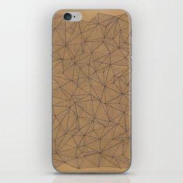 Geometry is like, hard. iPhone Skin