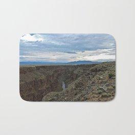 Rio Grande Gorge Bath Mat