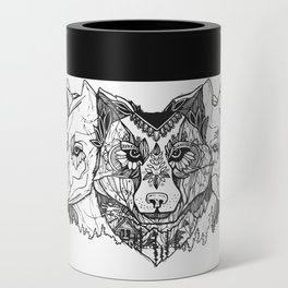 Learn To Speak Wolf Can Cooler