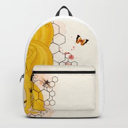 The Queen Bee Backpack