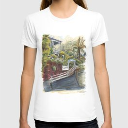 Central Terrace in Kelburn Wellington T-shirt