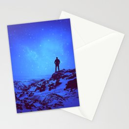 Lost the Moon While Counting Stars III Stationery Cards