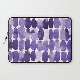 Ultra Violet Swatches Laptop Sleeve
