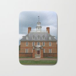 Governers Palace Colonial Williamsburg Bath Mat