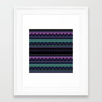 ethnic Framed Art Prints featuring Ethnic by Thayse Martins